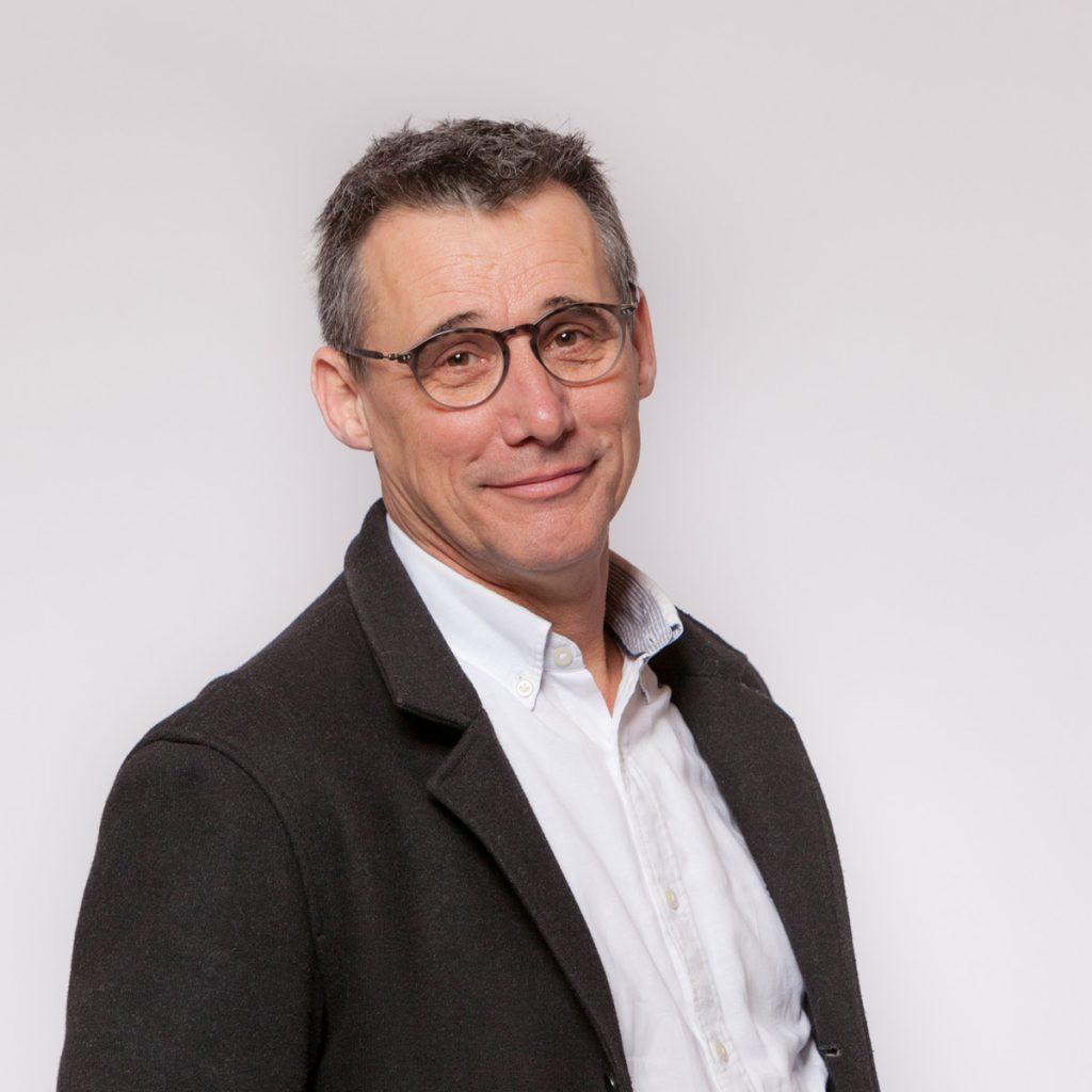 Harald Lamberty Geschäftsführer