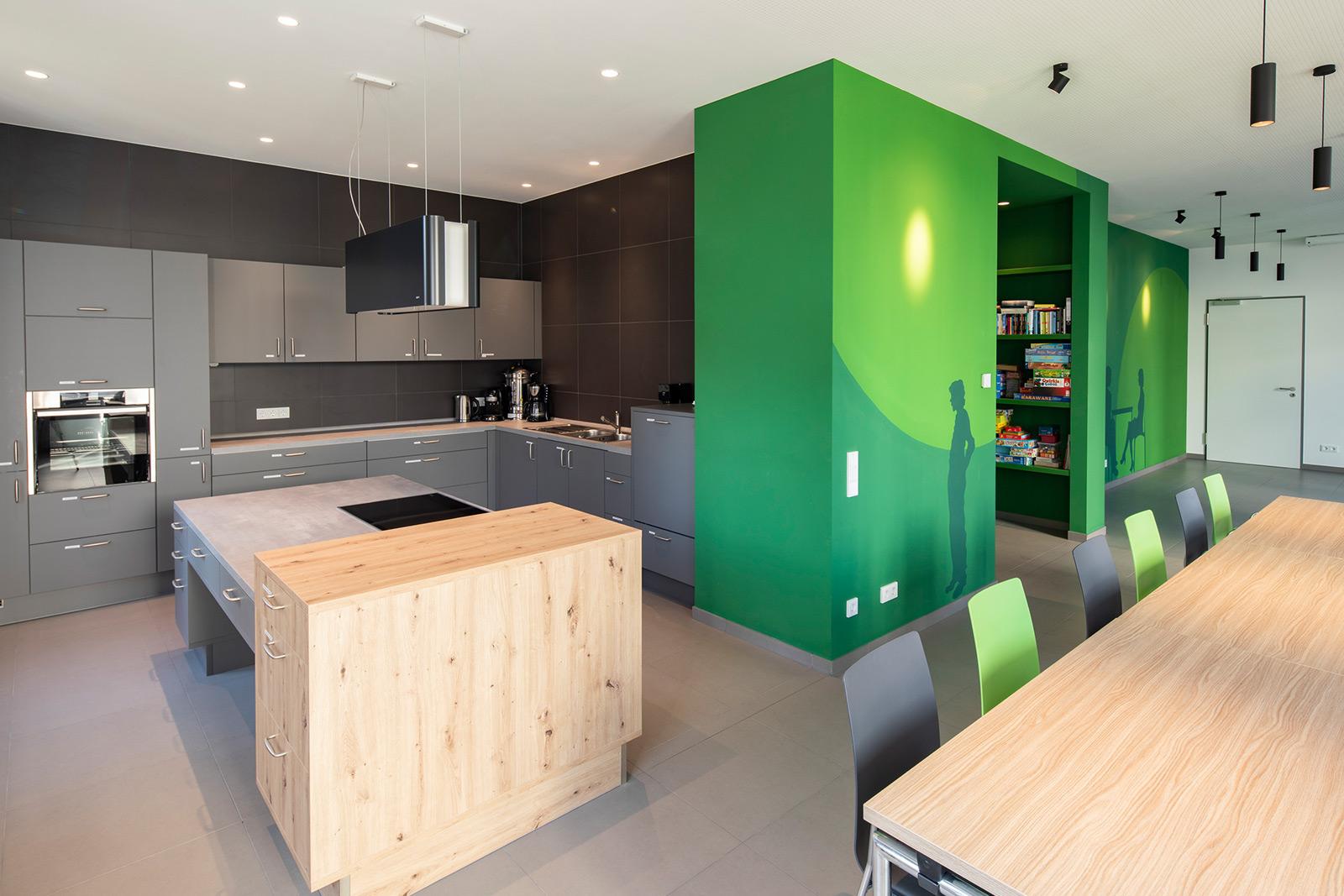 Wohnprojekt Wogebe Thyrsusstraße Küchenbereich