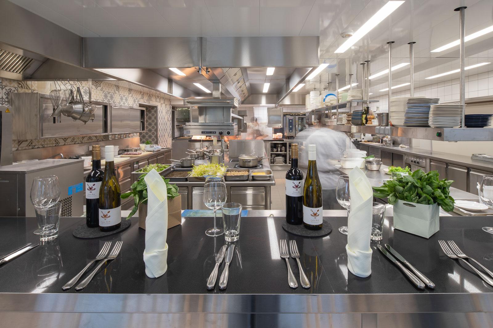 Landhotel Saarschleife Küche