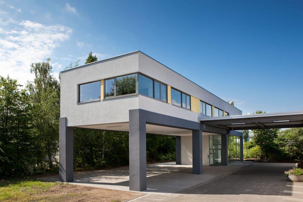 Autozulieferung Flösser Verwaltungsgebäude