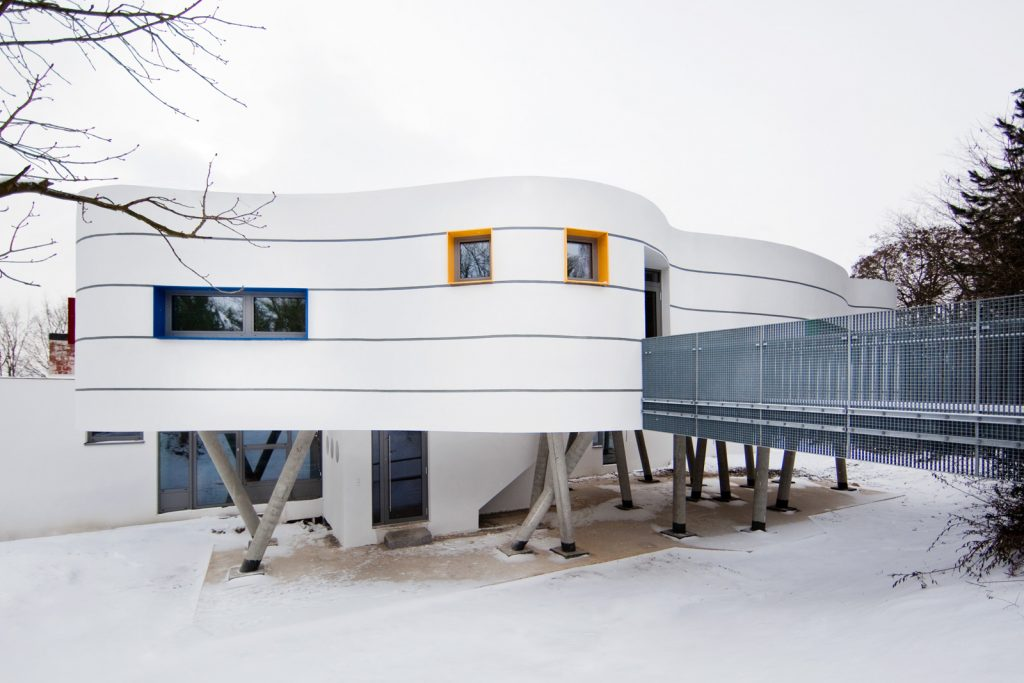 Pantoffeltierchen Kindergarten Gusterath Erweiterungsgebäude