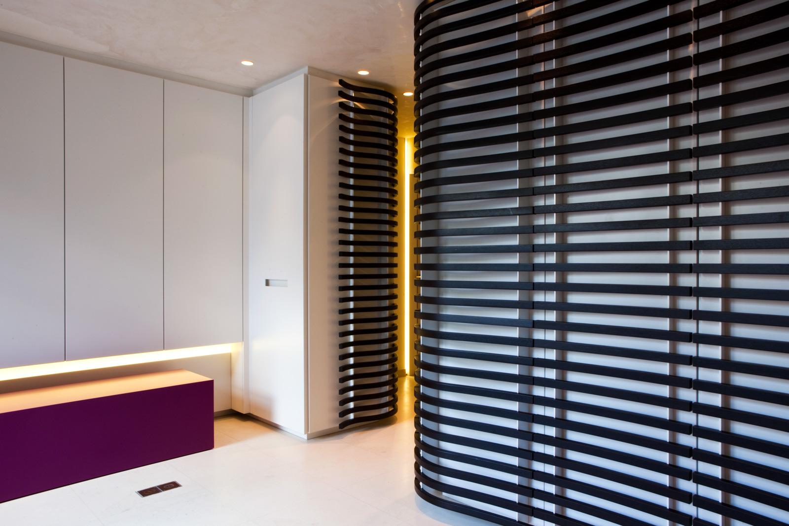 Innenarchitektur Eingangsbereich
