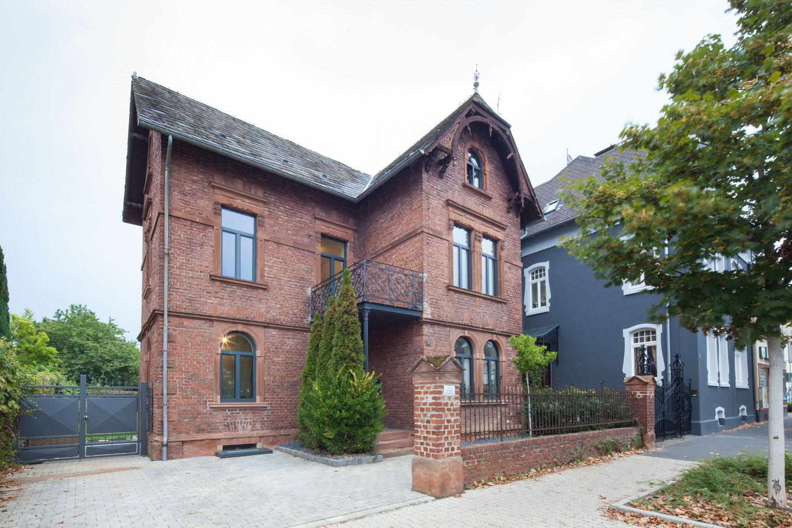 Wohnhaus Wittlich Außenfassade