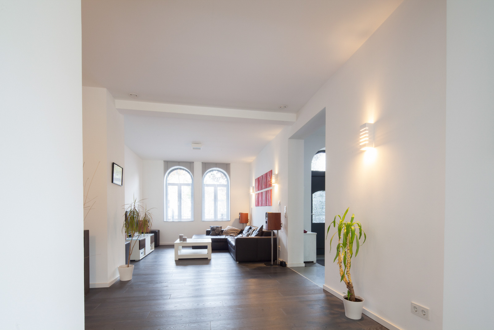 Wohnhaus Wittlich Wohnzimmer